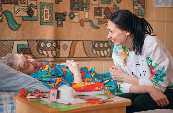«Старость в радость» — главная волонтерская организация в России, оказывающая помощь пожилым людям 010_rusrep_06-1.jpg Константин Хатеев