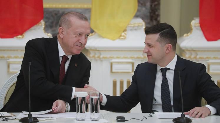 Новости дня: как далеко зайдет Турция в дружбе с Украиной - ЭкспертРУ -  Украина. Турция. Донбасс. Война на Украине.