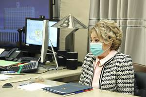 Матвиенко спрогнозировала сроки снятия ограничений по коронавирусу в России