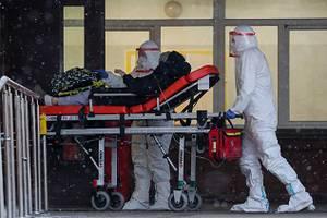 В России ещё 10,5 тыс. человек заболели коронавирусом