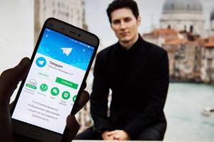 Российский фонд вложился в Telegram через Эмираты